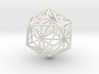 TriakisIcosahedron 70mm 3d printed