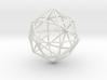 DisdyakisDodecahedron 70mm 3d printed