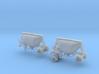 N scale 1/160 Dry Bulk Pup 07 Pair 3d printed
