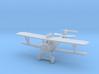 1/144 Nieuport 24 bis (Lewis) 3d printed