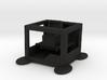 3d Printer printing Record Player  3d printed