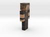 6cm | Anosaurus 3d printed