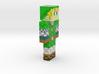 6cm | Minecraft_com 3d printed