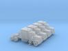 Peterbilt 379 Sleeper Set - 1:144 scale 3d printed