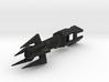 TFP deluxe (FE) Starscream left blaster 3d printed