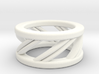 Helix Ring 3d printed