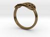 Hamsa Hand Ring 3d printed