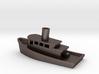 Tug boat 3d printed