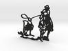 calf rope 3d printed