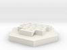 brick rev1 3d printed