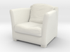 1:10 Scale Model  - ArmChair 04 3d printed