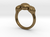 Push Ring - Size 6.25 3d printed