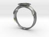Christian Navigator Ring 2 3d printed