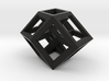 Tesseract  interwoven   2  small 2 (fixed) 3d printed