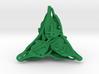 Botanical Die4 (Poison Ivy) 3d printed