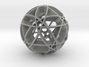 Pentragram Dodecahedron 2 3d printed