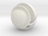 Sharp Sphere 3d printed