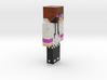 12cm | IIxMINECRAFTxII 3d printed