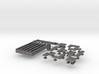 Tetrominoes Puzzle Pendant 3d printed