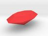 Build A Gem  Pendant Gem   3d printed