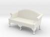 1:24 Queen Anne Sofa, Medium 3d printed