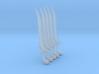 Wrist Blade (Sword Mode)(x5) 3d printed