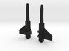 Sunlink - BC12 Metalbirdie Wings Set 3d printed