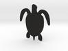 sea turtle form 3d printed