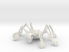 Skeleton spiderMan 3d printed