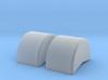 1/32nd 40 inch wheel tubs 3d printed