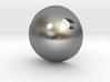Half Sphere Pendant 3d printed