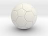 Soccer 3d printed