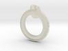 Skull Napkin Ring 3d printed