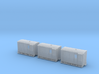 IJ's Nn3 Guard Van 14ft x 6ft 6in (3 off) 3d printed