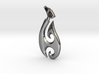 Maori Bird Hook 3d printed