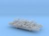 1/2400 US APA Haskell (x2) 3d printed