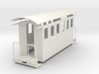 1/35 scale Passenger car (6 window)  3d printed