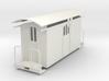 1/35 baggage car 3d printed