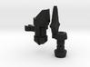 Primo Fusing Cannon (w/clip) 3d printed