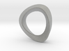Mobius Strip with triangular cross-section 3d printed