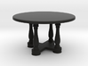 1:39 Scale Model - Table 02 3d printed