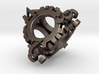Steampunk Gear d4 3d printed