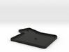 ErgoDox Bottom Left Case (flat) 3d printed