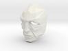 Full Size Jor-El Crystal Mask Superman 3d printed