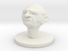 1 Inch Elderly Man 3d printed