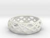 Sine Ring Bulge 3d printed