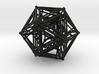 Atomic Icosa 3d printed