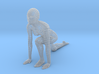 Lunge Left Foot Forward 3d printed