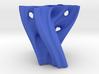 Julia Vase #001 - Aqua 3d printed