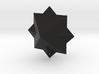 PyraStar™ (Pyramid & Star) Ornament 3d printed